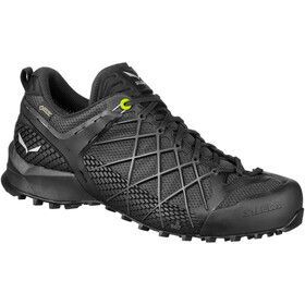 SALEWA Wildfire GTX Chaussures Homme, black out/silver